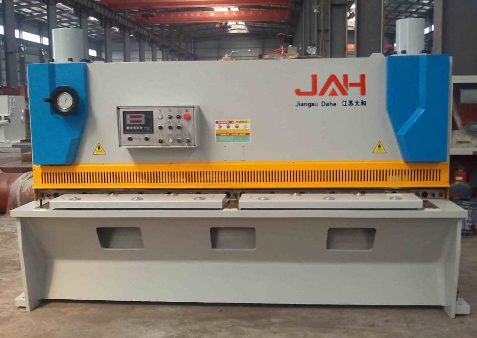 hydraulic guillotine shearing machine QC11Y-32x2500