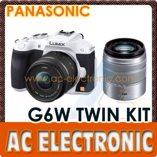 Pasonic-G6W Kit 14_42 45_150-White