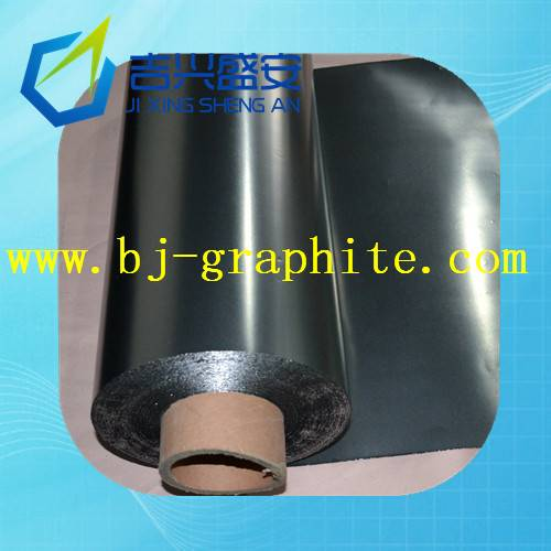 High temperature resistant conducting graphite paper / carbon paper