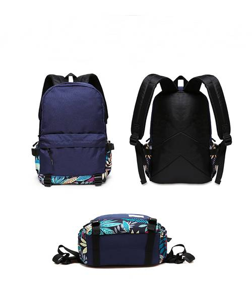 RT polyester school bag -9 backpack