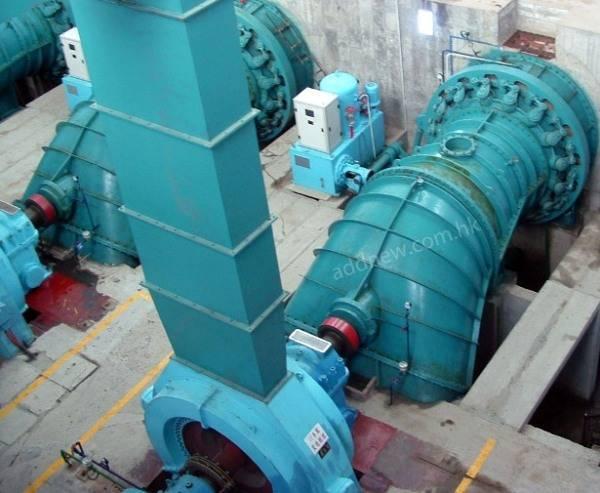 Tubular Hydro Turbines (Bulb Turbines)