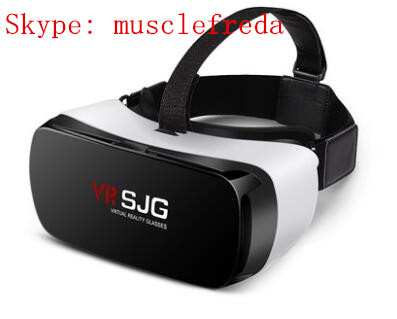 SLG VR-Box Virtual Reality Glasses 3D Glasses 3D Movie 3D Game VR-Wind For Mobile Phone High Quality