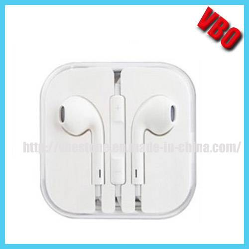 Earphone for iPhone 5 Earphone with Mic & Remote