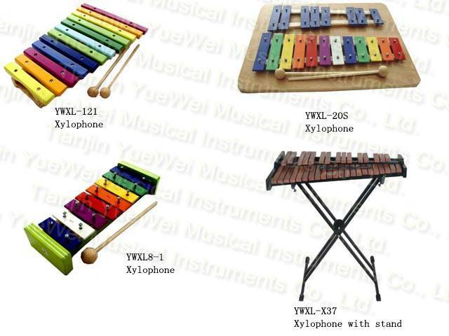 Xylophone small percussion