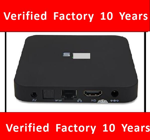 OTT TV BOX IPTV Amlogic S905X, S905, S812, S805