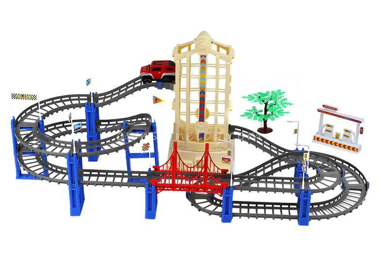 railway toy