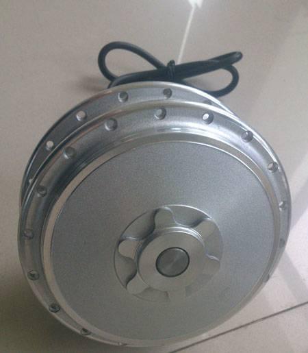 brushless DC motor single side shaft electric wheelchair motor spoke motor