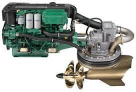 Volvo Penta D4-225 inboard engine for sale