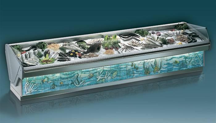 sea food cabinet