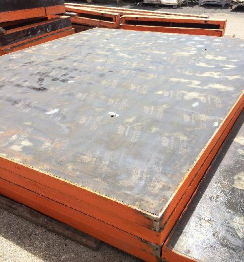 CONDOR VESTO Metal concrete Formwork - Used - for sale