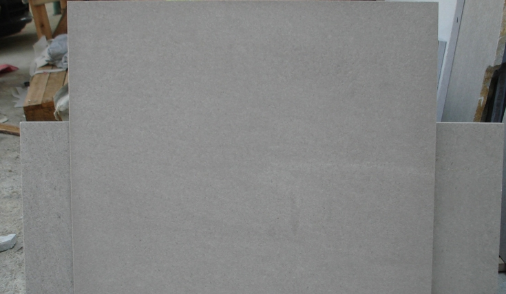 China Local quarry grey marble tiles slabs tops