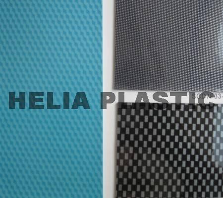 pvc/pu glossy leather