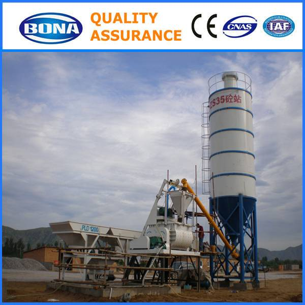 hzs35 ready cheap concrete batching plant on sale