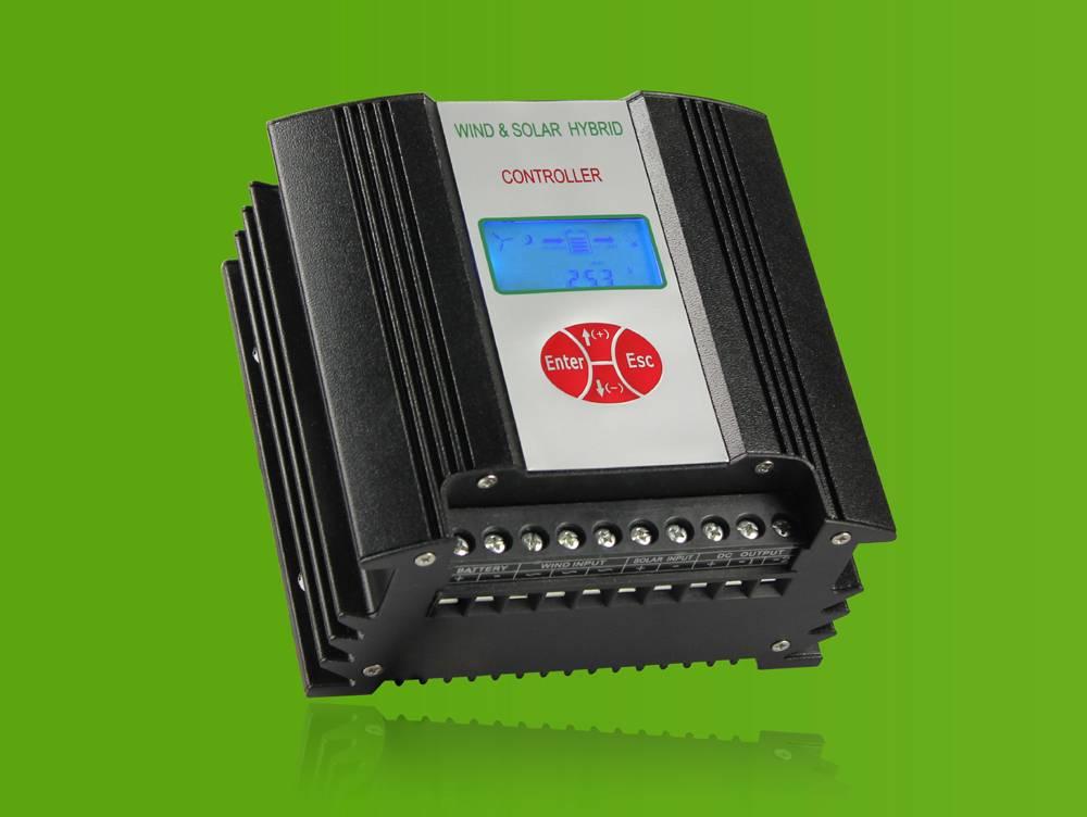 wind solar hybrid controller LED display 200watt 300watt 400w 500w