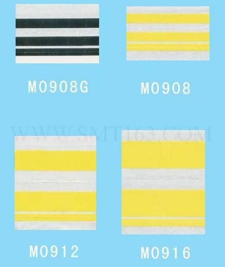 SMT three-fold splice tape