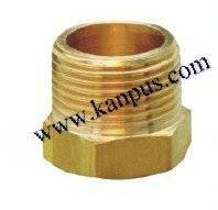 Brass Female to male Connector (copper fitting, brass fitting, brass union, brass connector)