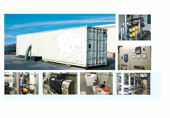 Containerized Ro Water Treatment Plant Price