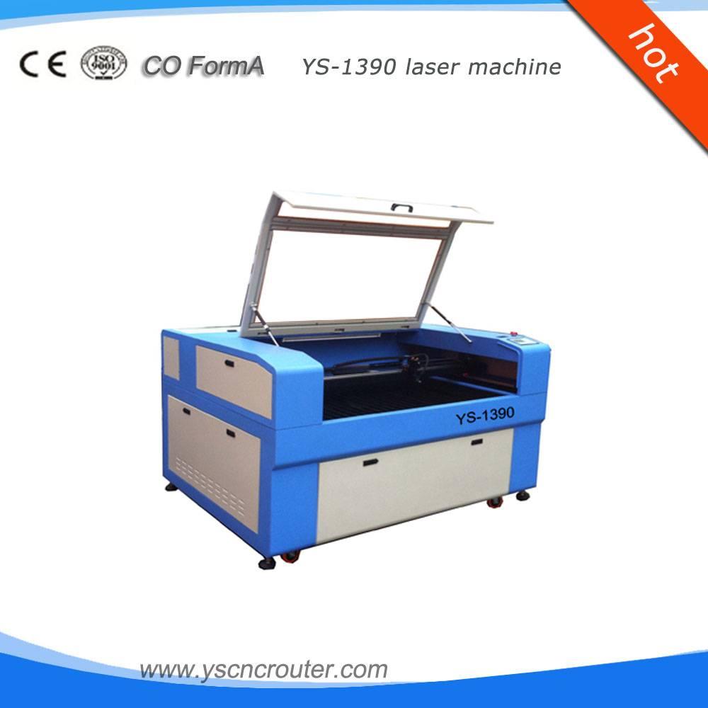 laser cnc engraving machine laser cutting machine 1390