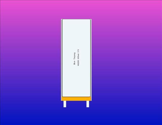 482260Li-ion battery