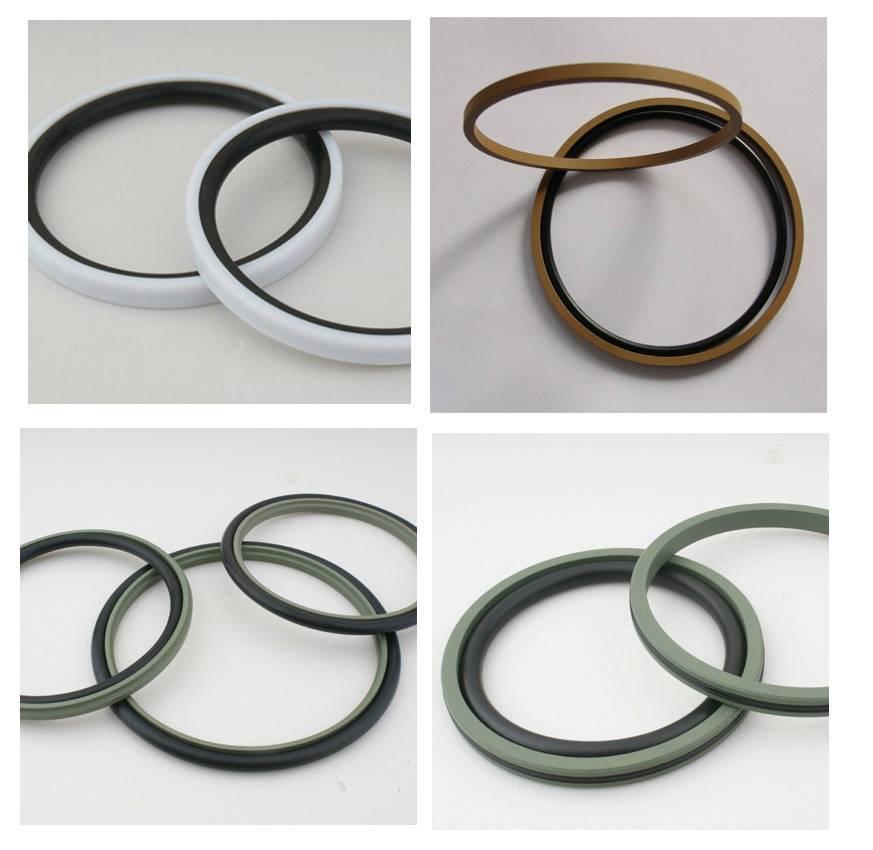 PTFE glyd seals, step seals