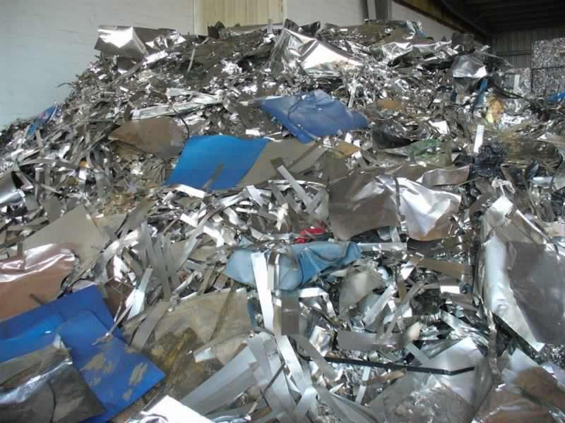 Tin scrap