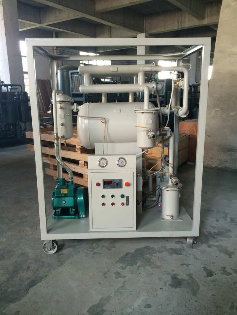 Series ZY High Effective Vacuum Insulating Oil Purifier/Transformer Oil Purification Machine