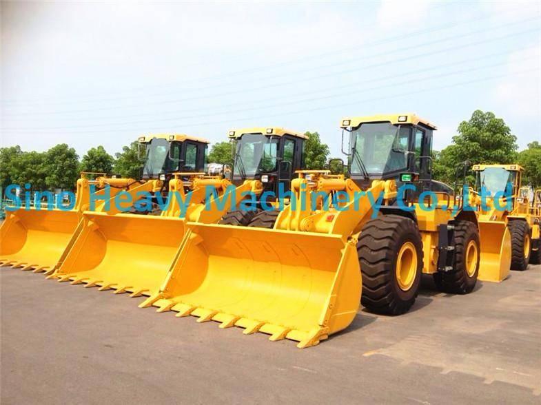 ZL50G/3 m³ ,18t Wheel loader