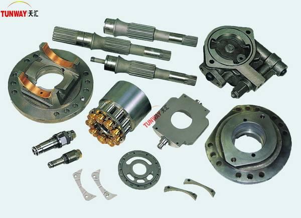 Komatsu hydraulic excavator parts