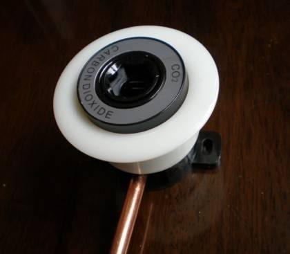 Gas Outlet German Standard DIN