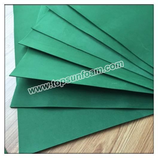 Dark Green EVA Foam for The Sports Gloves Making