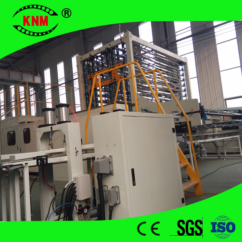 Kitchen towel rewinding line kitchen paper making machine