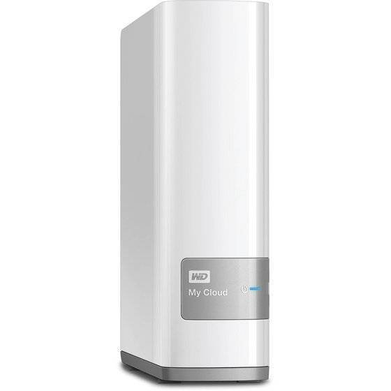 Western Digital WD 4TB/3TB/2TB My Cloud Personal Cloud Storage HDD External Hard Drive Disk