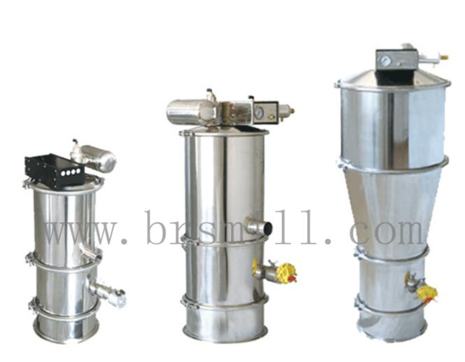 Vacuum feeding machine