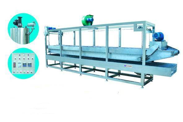 Fryer for all products frying