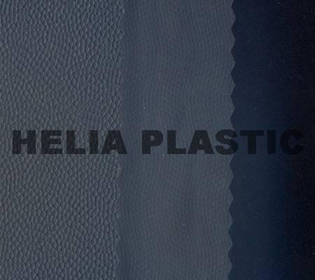 pvc/pu glove leather