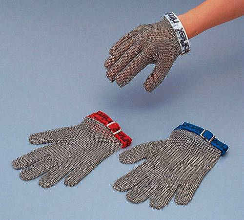 304 Stainless Steel Working Gloves Fitting