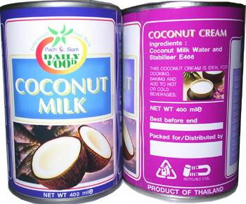 Coconut Products from THAILAND