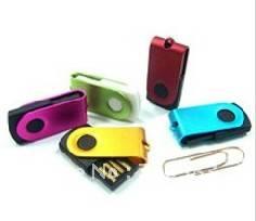 Mini Whirl USB Flash Disk,mini whirl memory chip