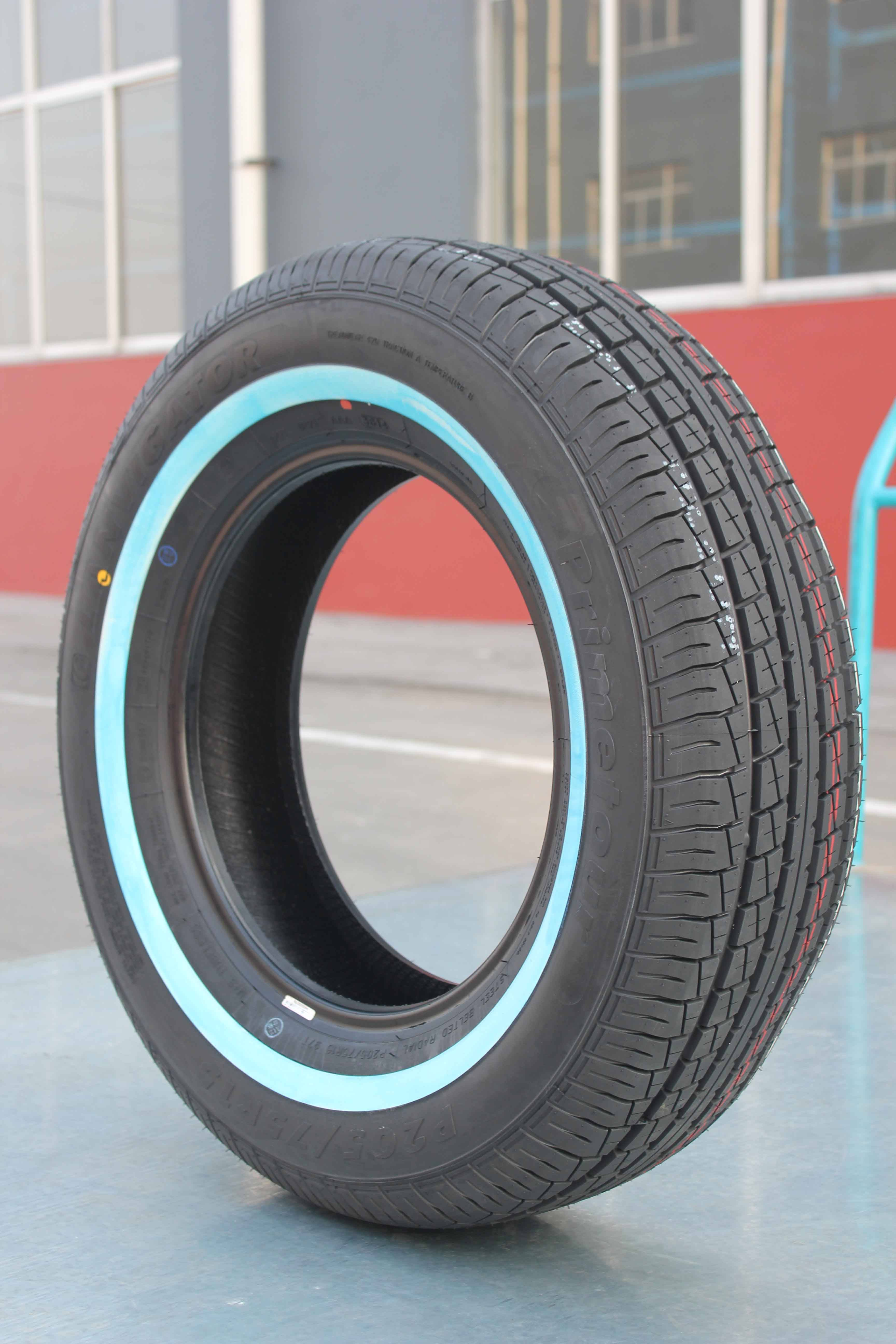 Car tyre from tyre manufacturer