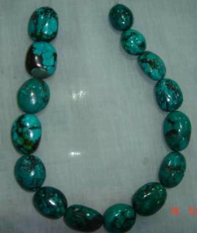 turquoise gemstone beads