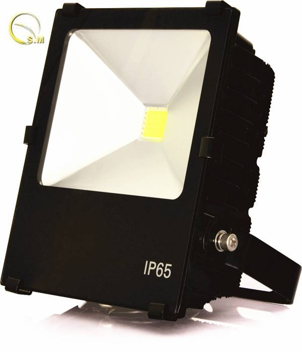 70W LED Flood Light with Bridgelux 4545mil led diode and Meanwell Driver