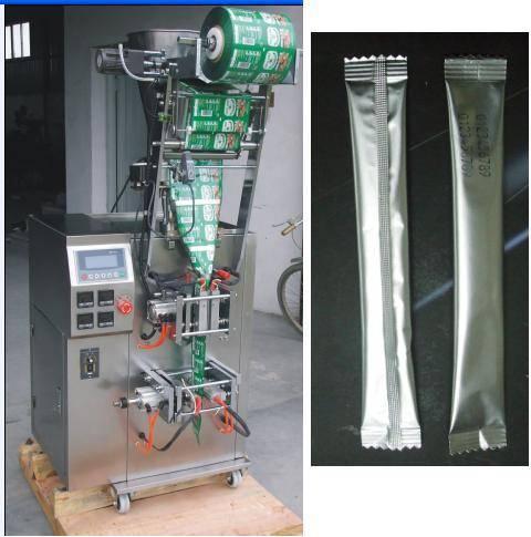 Automatic Granule powder jam sauce paste filling sealing packing machine