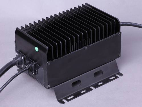 Smart EV industry battery chargers for Snorkel,Upright machines