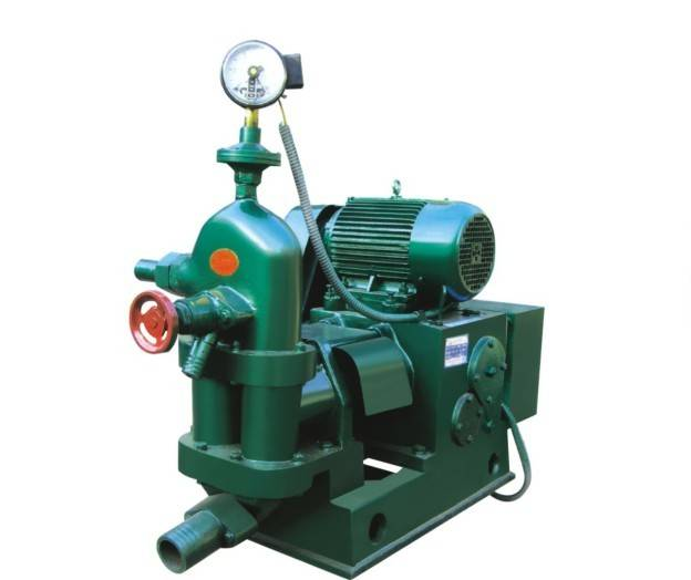 Single cylinder piston grouting pump,injection pump, grouting pump, Grout pumps