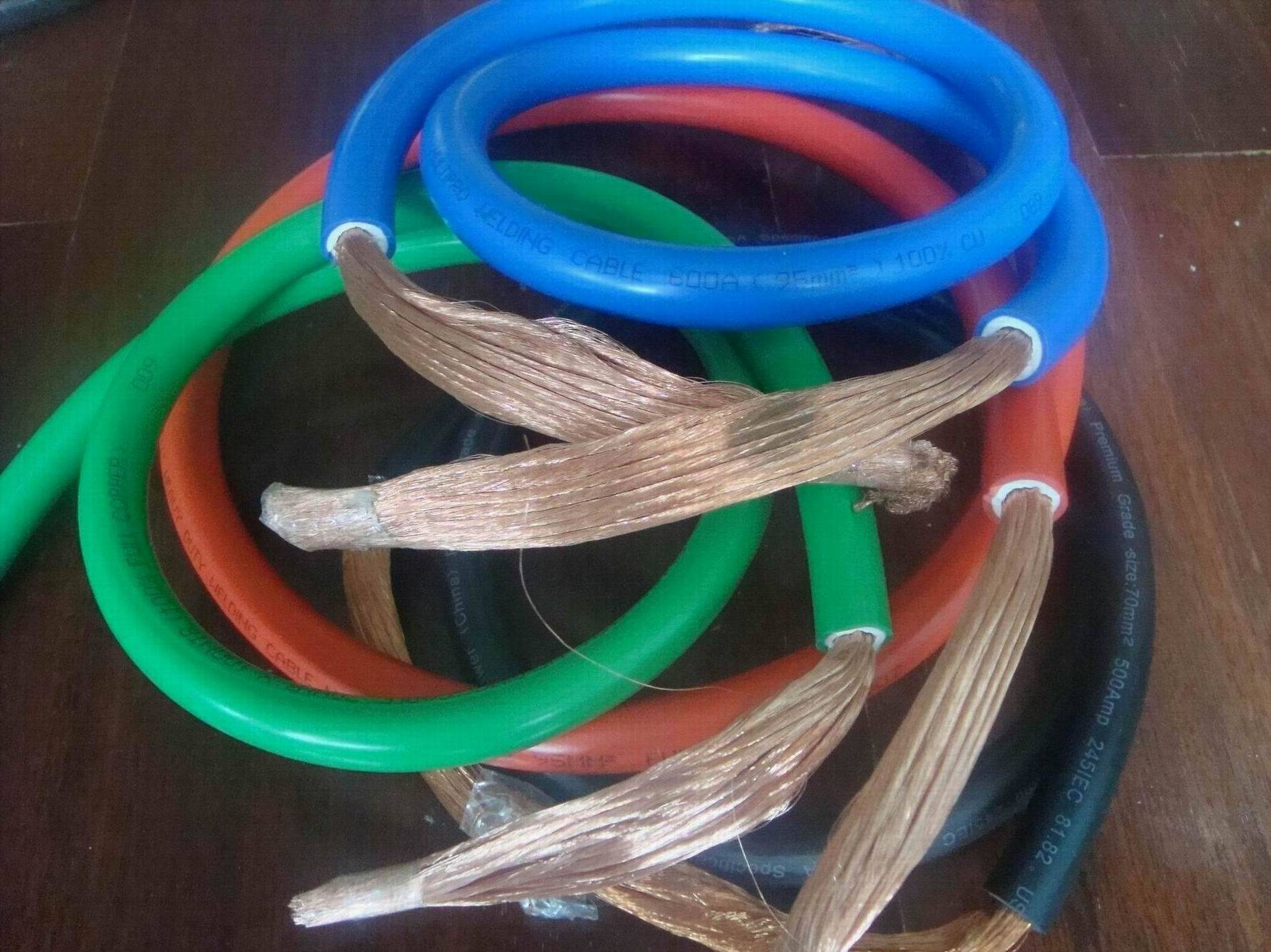 sell welding cable for welding machine