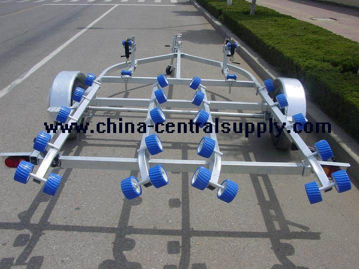 4.6m hot dip galvanised Double Jet ski trailer CT0064S