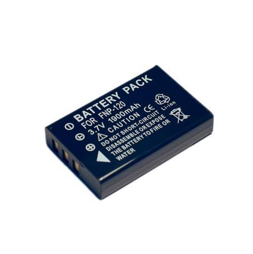 Camera Battery FNP-120 for Fujifilm Finepix 603 Z1