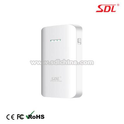 8400mAh Mobile Power Bank Power Supply External Battery Pack USB Charger E13