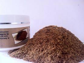 Powder of sandalwood