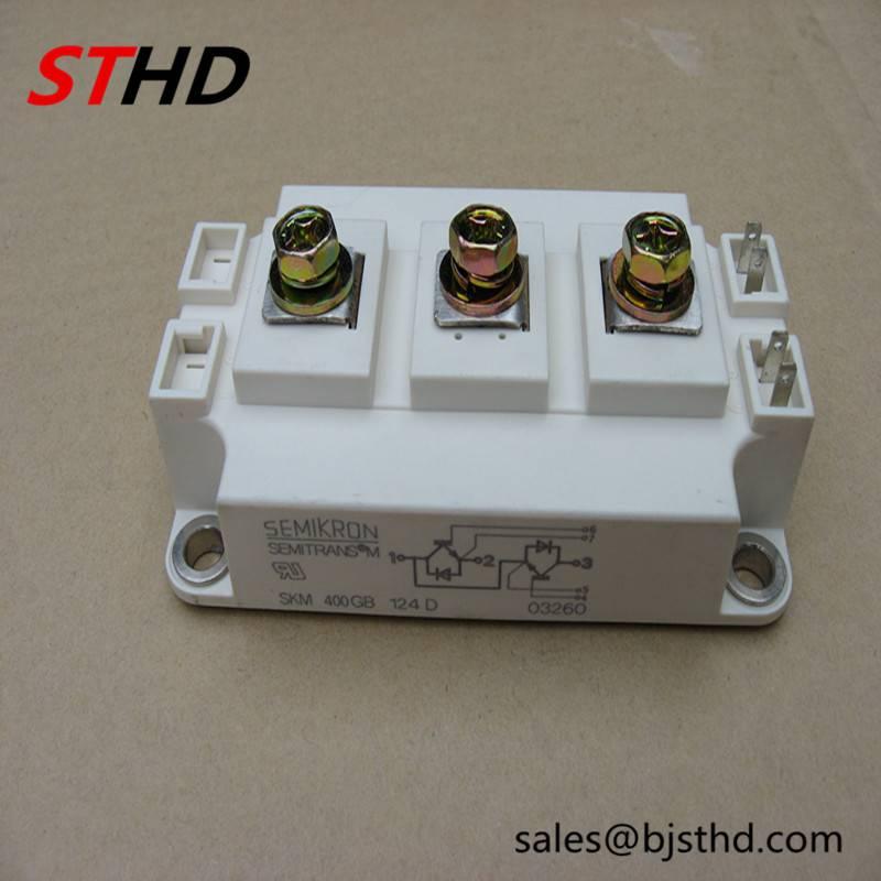 Welding Semikron IGBT module 1200V SKM400GB125D